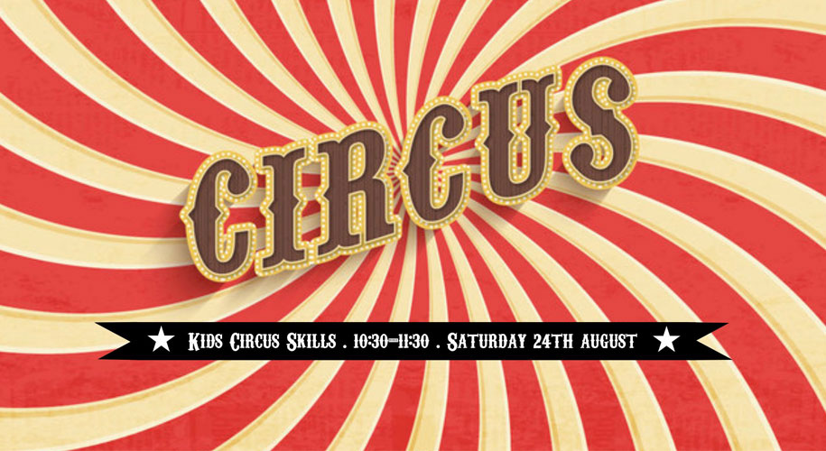 Win tickets to Kommune's circus skills workshop for kids supporting image