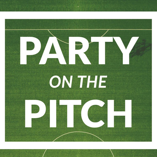 Win one of four family tickets to Party on the Pitch thumbnail