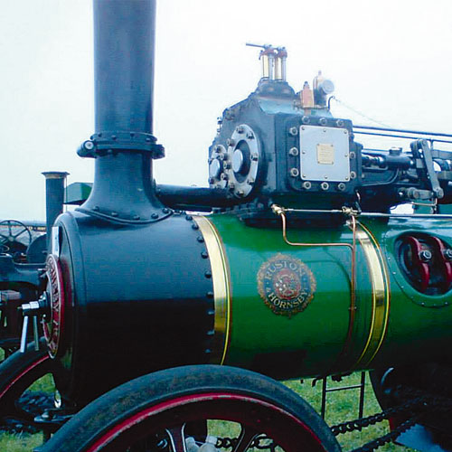 Win a family day out at the Sheffield Steam and Vintage Rally  thumbnail