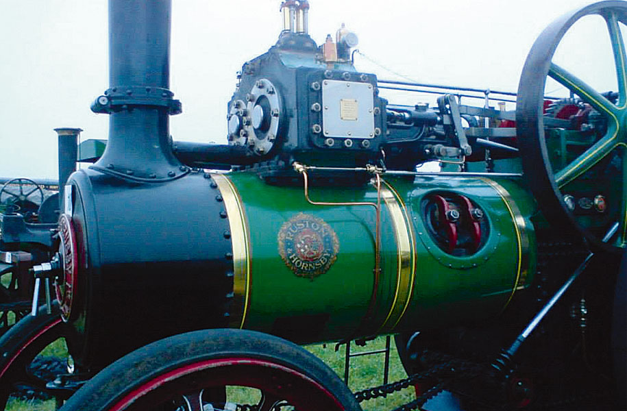 Win a family day out at the Sheffield Steam and Vintage Rally  supporting image
