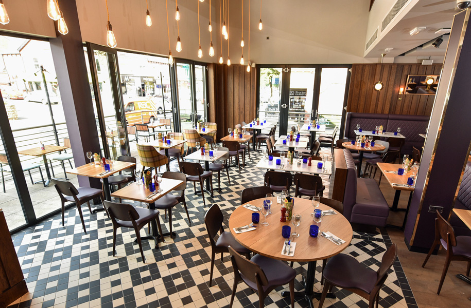 New Look At Ecclesall Road Restaurant Vibe Rmc Media