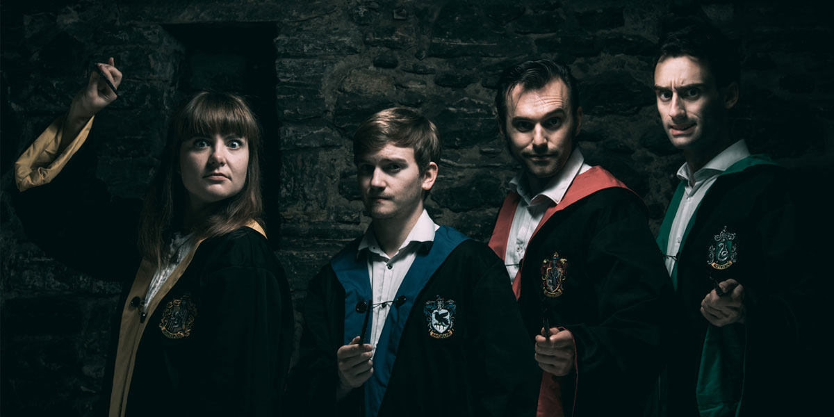 Harry Potter themed improv comedy show comes to Sheffield  Thumbnail