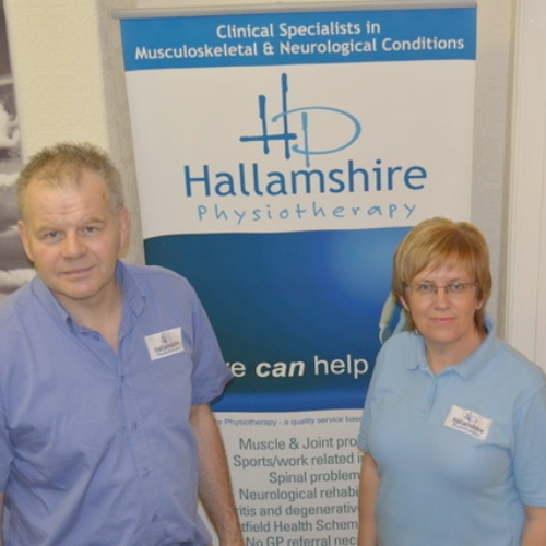 Hallamshire Physiotherapy offering online and phone support Thumbnail