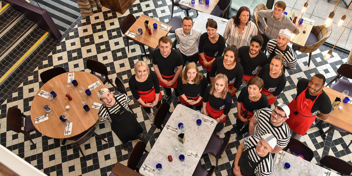 New look at Ecclesall Road restaurant supporting image