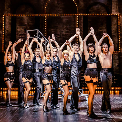 John Partridge talks Cabaret Thumbnail
