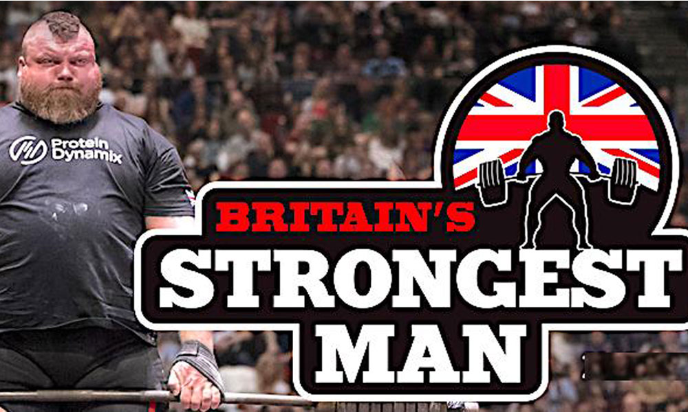Britain's Strongest Men return to Sheffield supporting image