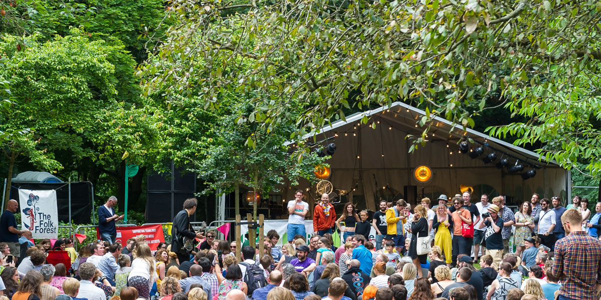 Tramlines to expand the Folk Forest in its 7th year Thumbnail