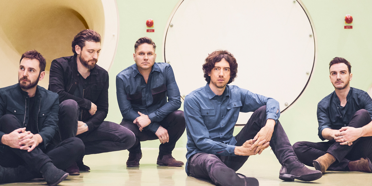 Interview: Gary Lightbody  supporting image
