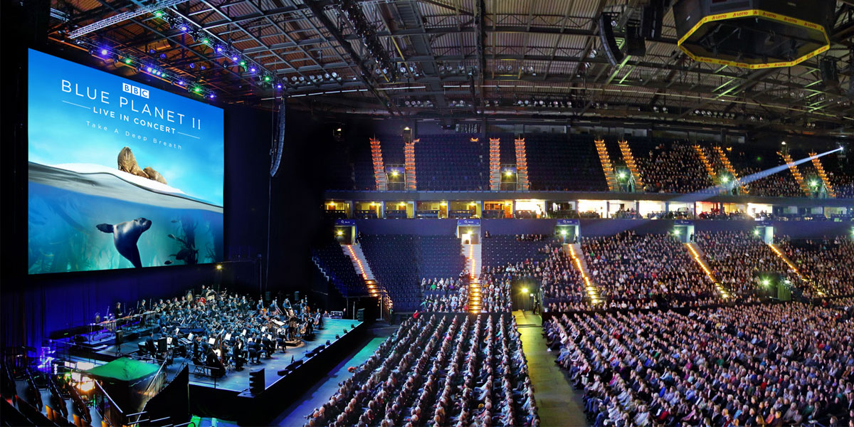 Sheffield's FLYDSA Arena Announces Blue Plant Live Concert