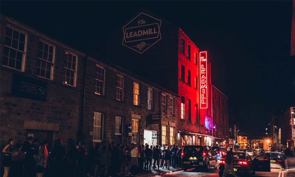 The Leadmill announces memorabilia auctions supporting image
