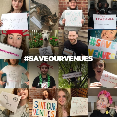 Sheffield Venues Campaign to #SaveOurVenues Thumbnail