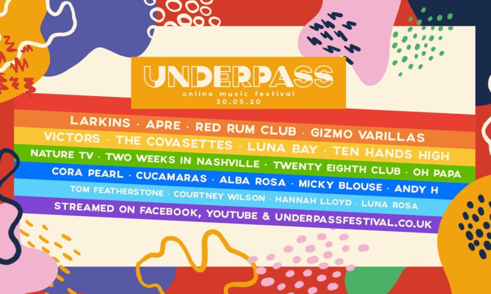 Underpass Music Festival Goes Online supporting image