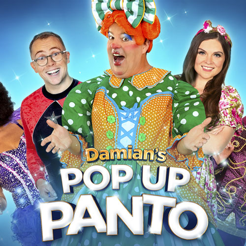 Panto is back - oh yes it is! thumbnail