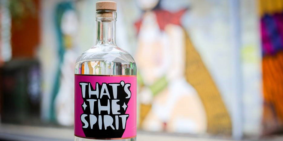 Win a one of a kind bottle of Kid Acne x Sheffield Dry Gin – That's The Spirit Thumbnail