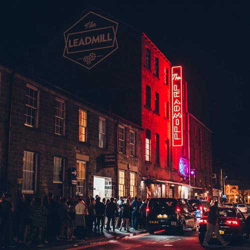 The Leadmill is back! supporting image