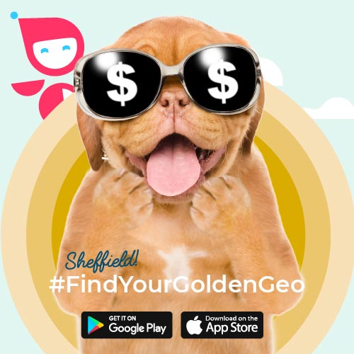 #FindYourGoldenGeo to win! thumbnail