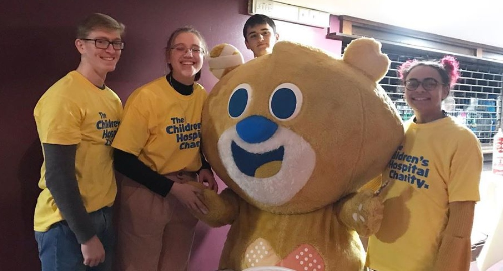 Over 50 Students make a difference for Sheffield Children's Hospital supporting image