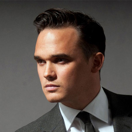 Gareth Gates at Bierkeller tonight Thumbnail