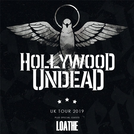 Hollywood Undead come to life in Sheffield supporting image