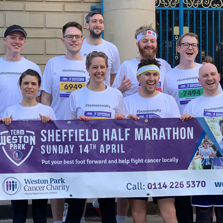 'Be More Nulty' runners raise over £15k for charity Thumbnail