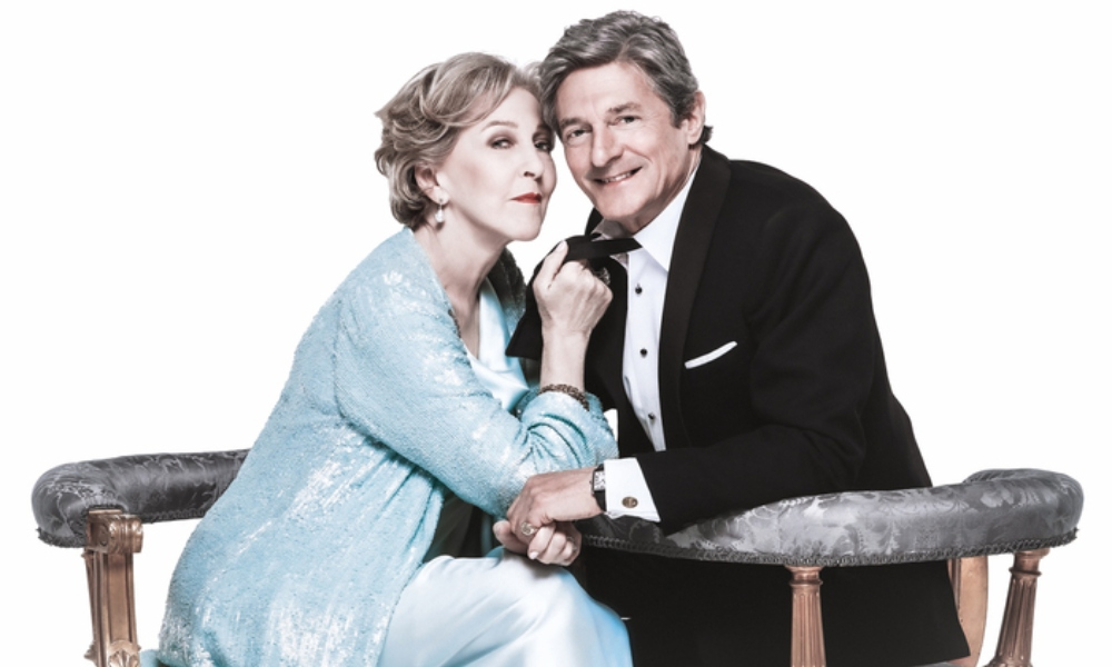 The Nigel Havers Theatre Company launches with Noel Coward's Private Lives supporting image
