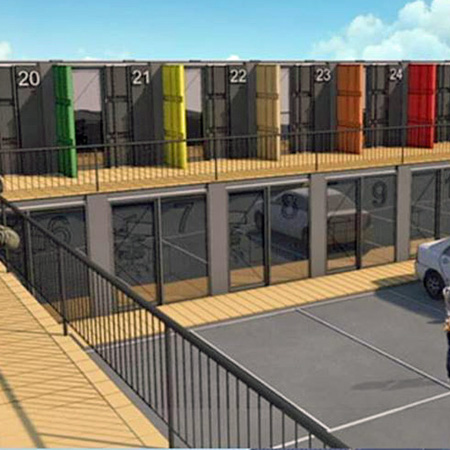 Second shipping container development planned for Sheffield supporting image