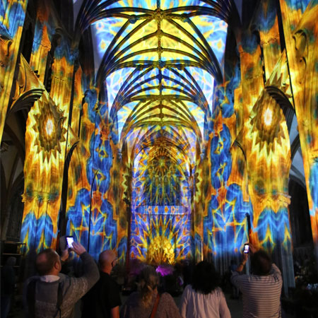 'Inspirational' new installation set to light up Sheffield Cathedral thumbnail