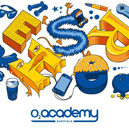 Sheffield Students' Freshers Fair returns to O2 Academy thumbnail