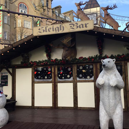 New 'Alpine Bar' coming to Sheffield Christmas Market Thumbnail