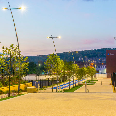 Sheffield Olympic Legacy Park scoops national design award supporting image