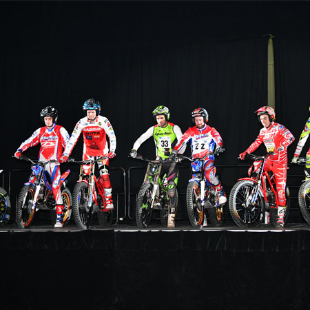 Sheffield Indoor Trial celebrates 25 years supporting image