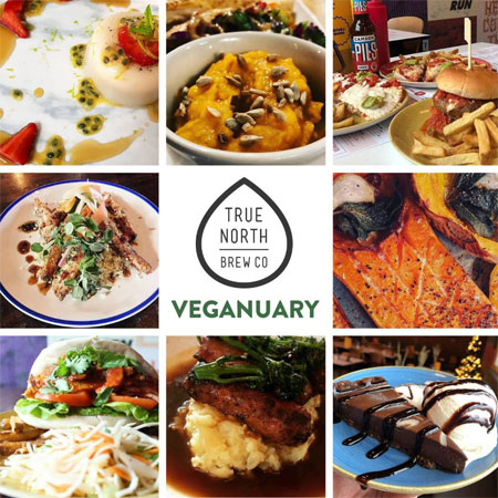 Veganuary returns to True North Brew Co in 2020 Thumbnail