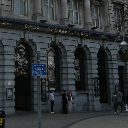 Bankers Draft awarded safest pub in Sheffield prize at awards ceremony Thumbnail