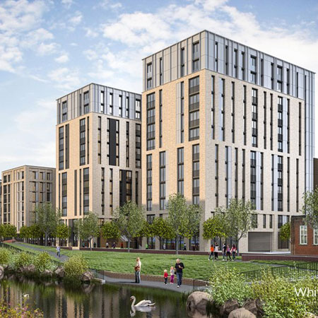 Riverside apartment blocks set for approval Thumbnail