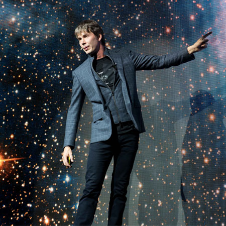 More tickets released for Prof Brian Cox's Sheffield show supporting image