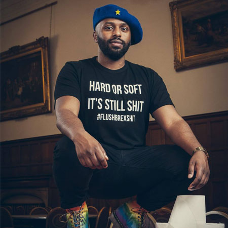 Magid weighs in on Brexit 'sh**storm' supporting image