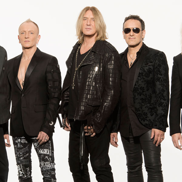 Def Leppard announce homecoming gig Thumbnail