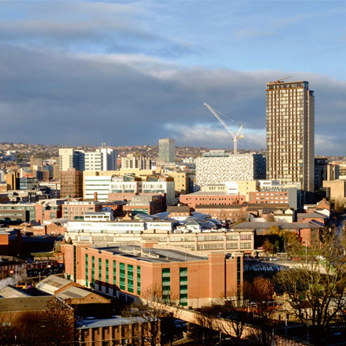 Sheffield: A city on the up  thumbnail