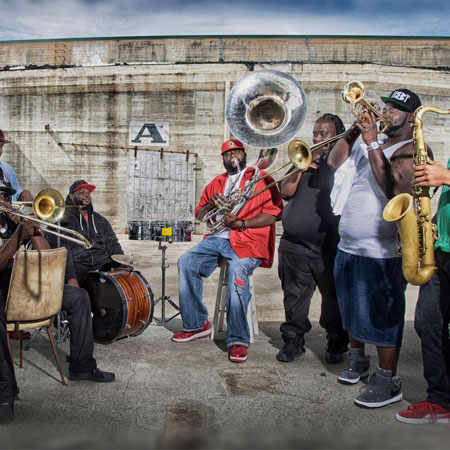 Hip-hop brass band-funksters bring new tour to Sheffield thumbnail