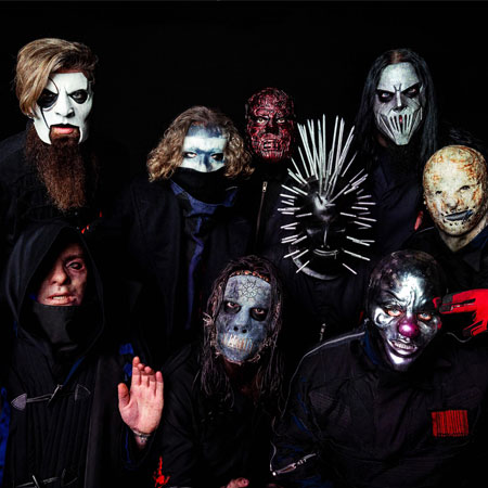 Slipknot head to Sheffield Thumbnail