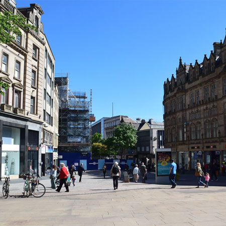 Sheffield city-centre shortlisted for £675m fund Thumbnail