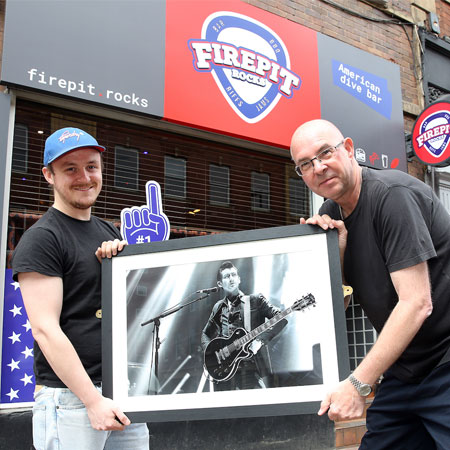 Sheffield 'rock'n'roll' photo collection finds new home  Thumbnail