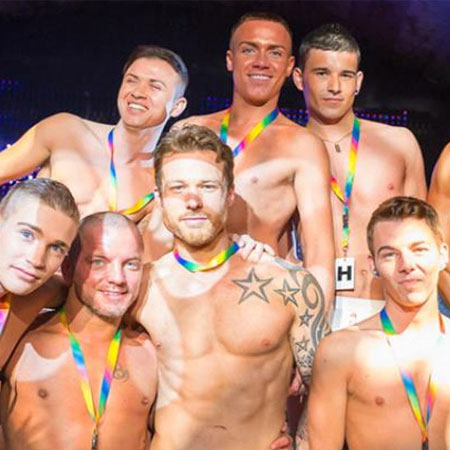 Could you be the next Mr Gay UK? Thumbnail