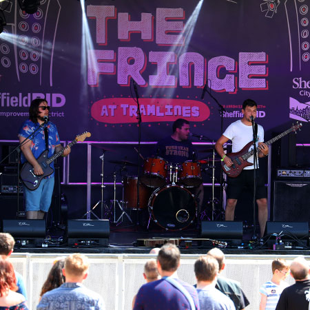 The Fringe at Tramlines returns for second year thumbnail