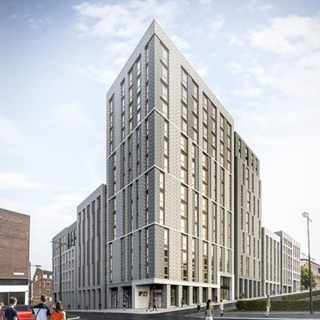Plans submitted for £50m Kangaroo Works scheme Thumbnail