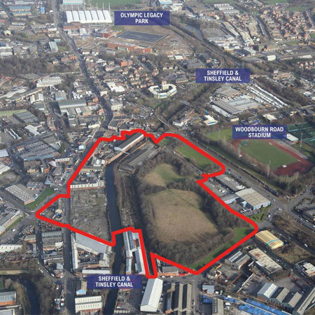 Plans to develop Attercliffe Waterside cause concern Thumbnail