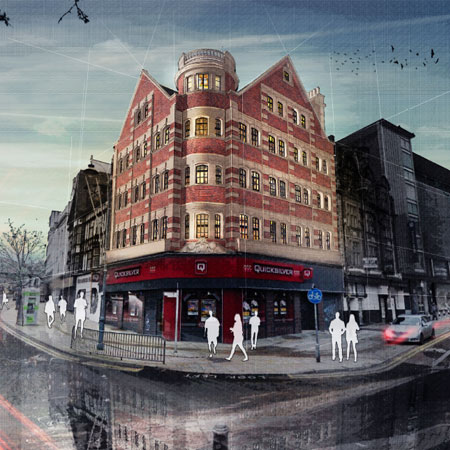 Funding scheme launched for new Castle Street development  Thumbnail