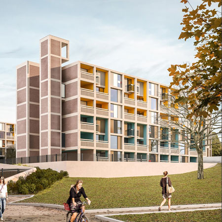 Work begins on latest Park Hill phase Thumbnail