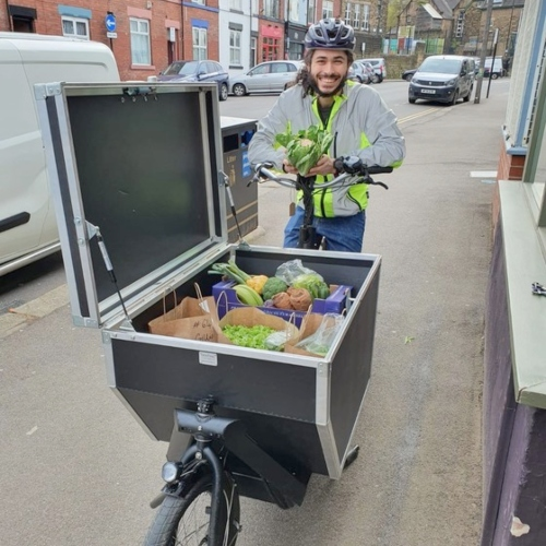 Local businesses to receive E-Bikes for deliveries Thumbnail