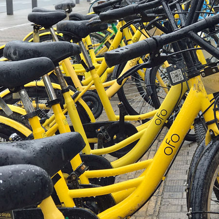 New bike share scheme coming to Sheffield thumbnail